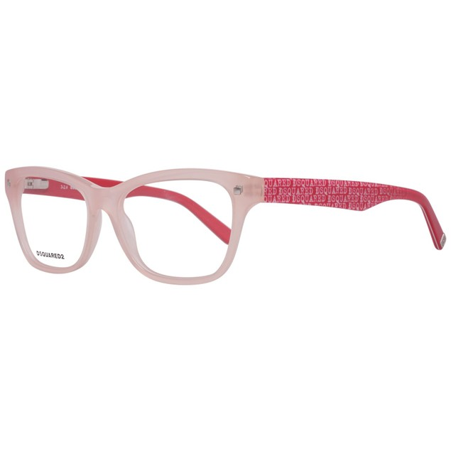 EYEGLASSES DSQUARED2  PINK  WOMAN DQ5138-072-53
