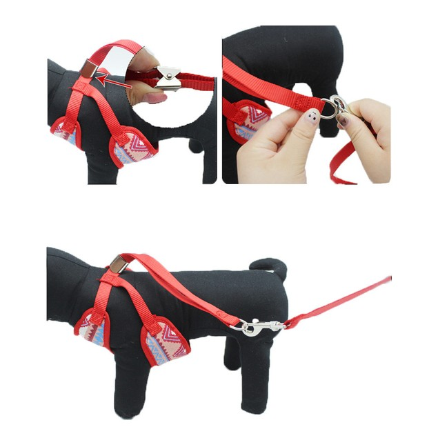 Pet Dog Leads Chest Straps Small Pet Adjustable 2017