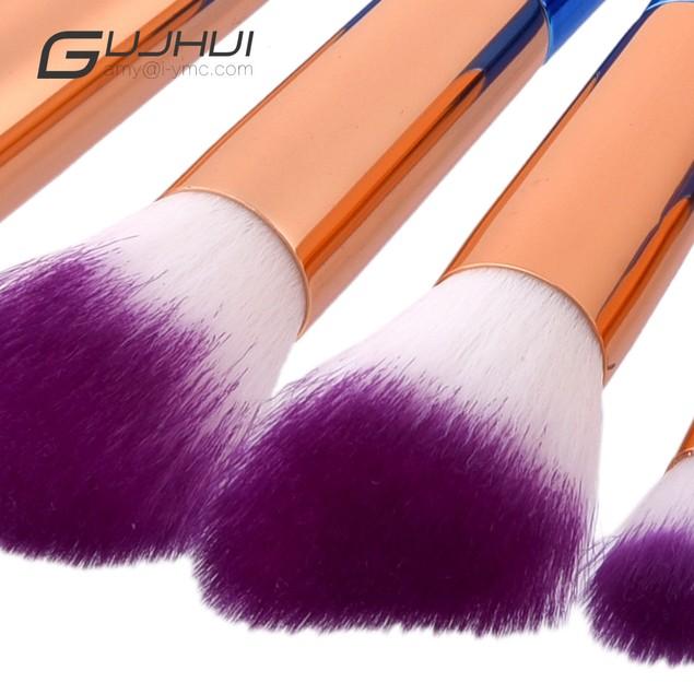 10PCS  Make Up Foundation  Blush Cosmetic Concealer Brushes 25