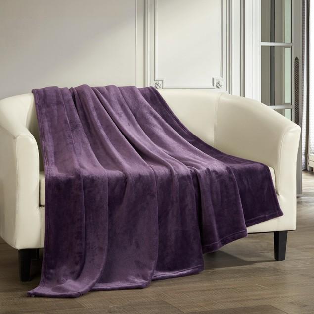 Gaeten Throw Blanket Cozy Super Soft Ultra Plush Micro Mink Fleece