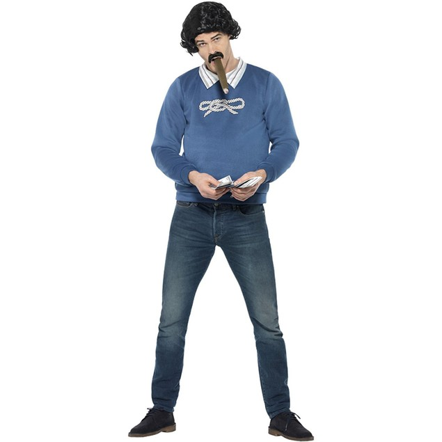 Pablo Escobar Colombian Gangster Costume