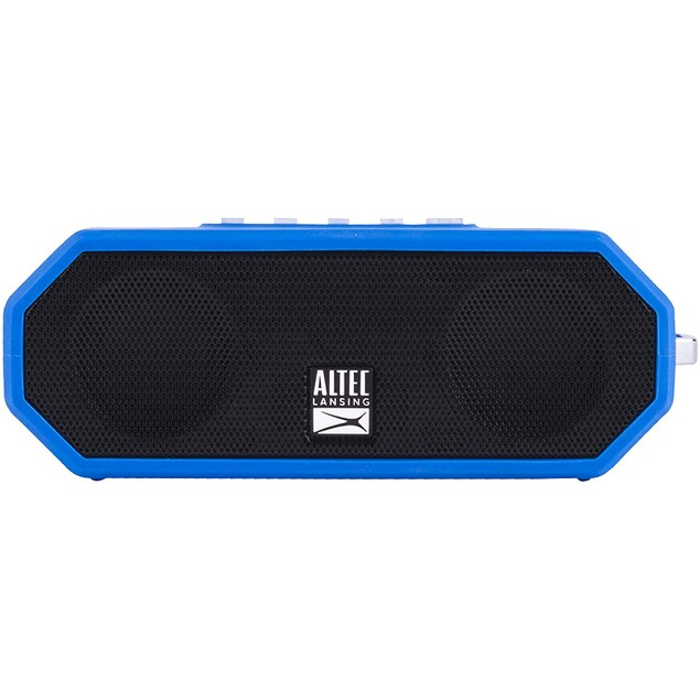 Altec Lansing - Jacket H2O 4 Floating Waterproof Bluetooth Speaker