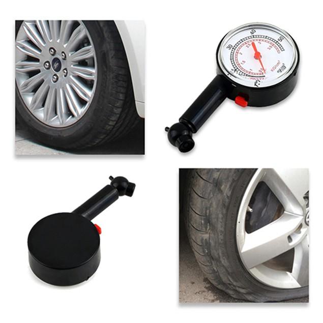 Car Vehicle Tire Gauge Meter Pressure Measure Tool