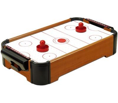 BIGTREE 20³ Air Hockey Tabletop Family Fun Home Arcade Game Striker Pucks Was: $39.99 Now: $26.99.