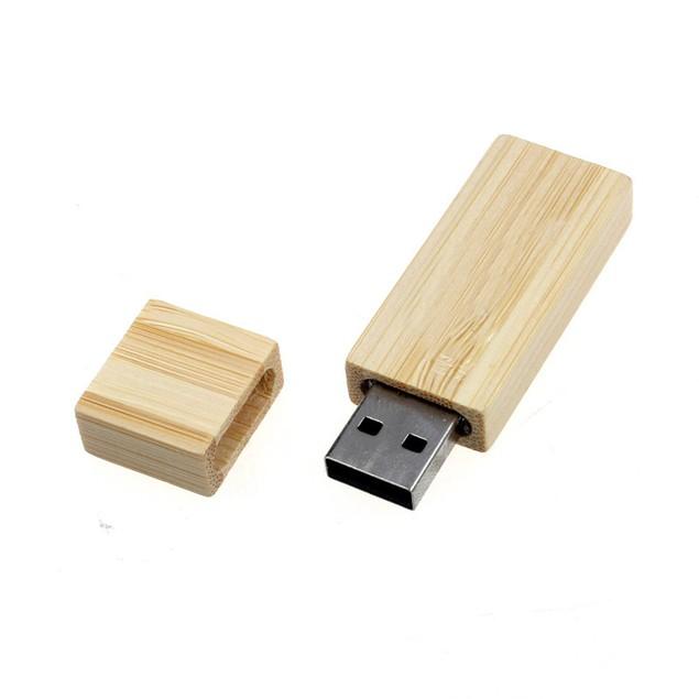 USB2.0 4/8/16/32/64GB High Speed Wood Flash Storage Drive Memory U-Disk