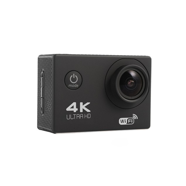 4K Sport Action Camera With WiFi waterproof 30M & Accessories