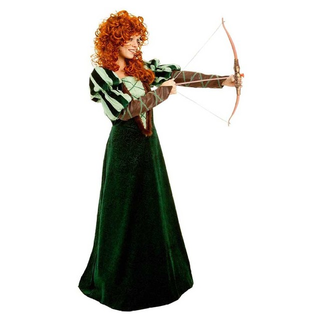 Forest Princess Womens Costume