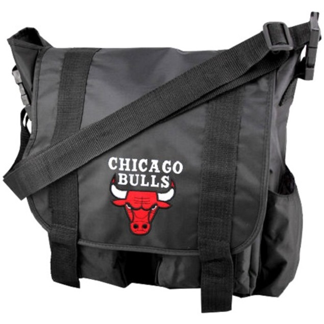 Chicago Bulls NBA Premium Diaper Bag