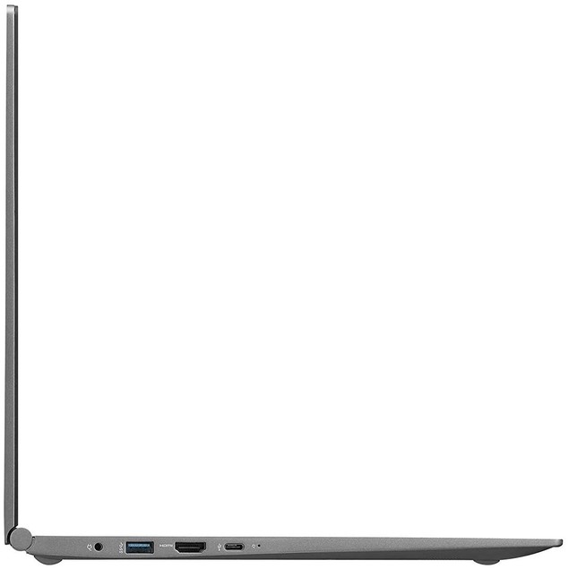"LG Gram 17Z990-R.AAS7U1 17"" 256GB Win10,Gray(Certified Refurbished)"