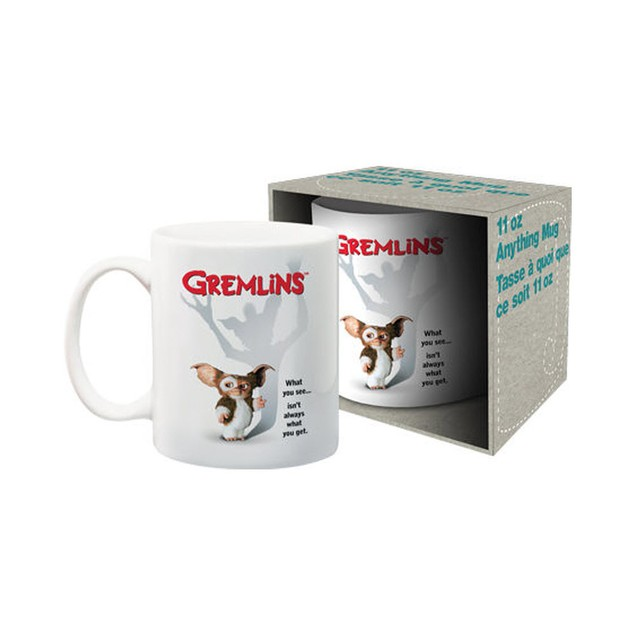 Gremlins 11 oz Boxed Mug Coffee 11 Ounce Ceramic 80s Mogwai Gizmo Gift
