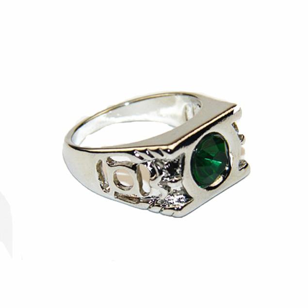 Green Lantern Crystal Power Ring