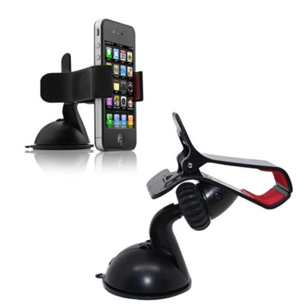 Universal Car Stick Windshield Mount Stand Holder