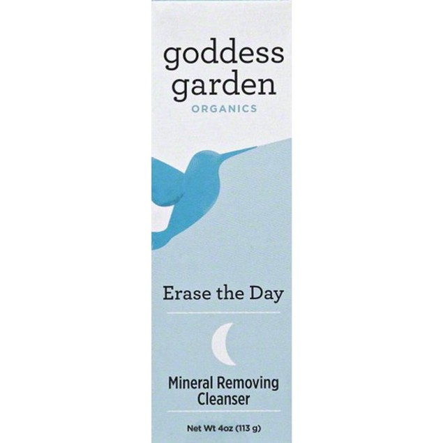 Goddess Garden Erase The Day Mineral Removing Cleanser for All Skin Types,