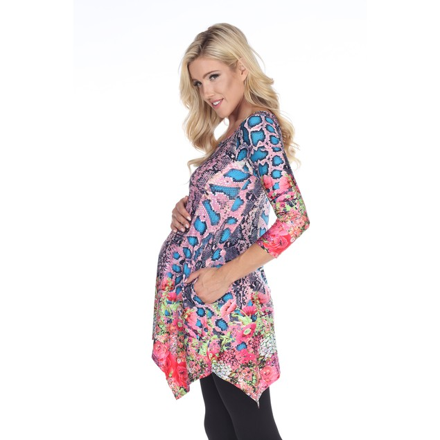Maternity Arlene Tunic Top