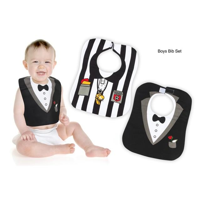 2-Pack Baby Bibs