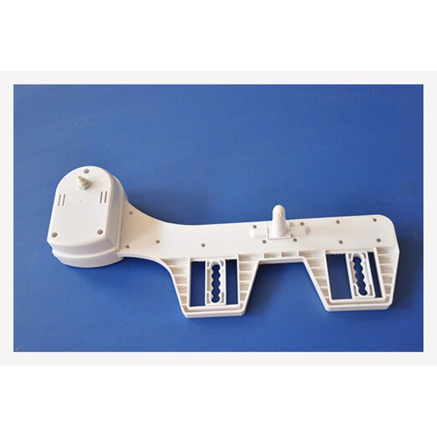 Toilet Seat Attachment Adjustable Angle Water Sprayer
