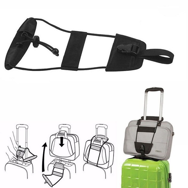Luggage Strap 2-Pack