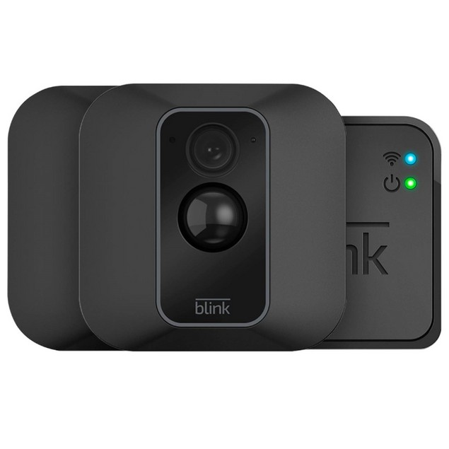 Blink XT2 2 Indoor/Outdoor  Smart Security Camera - Black