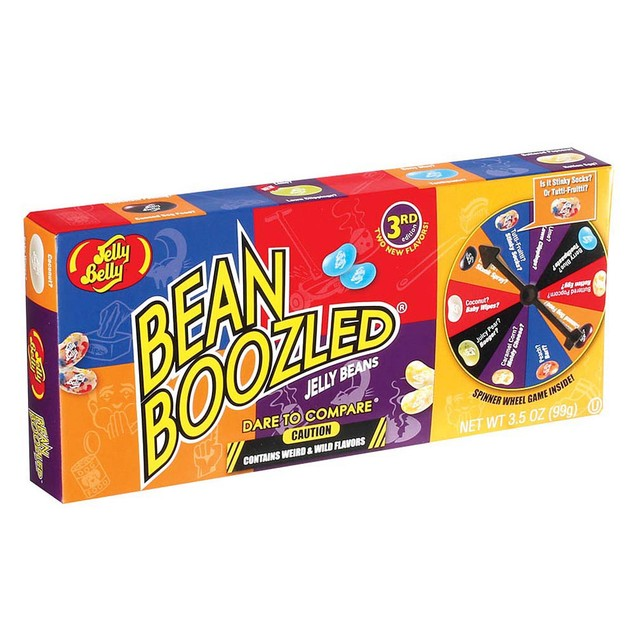 Jelly Belly Beanbooozled Spinner Game, More Games by Redstone Foods