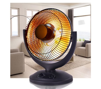 Costway Electric Parabolic Oscillating Infrared Space Heater with Timer Home o Was: $89.99 Now: $65.99.