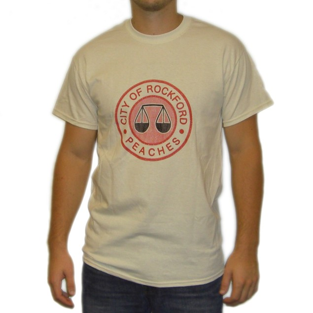 Jimmy Dugan #3 Rockford Peaches Jersey T-Shirt