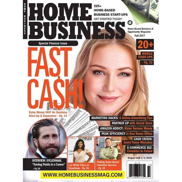 Home Business Magazine Subscription