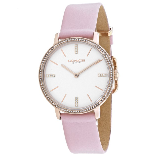 Coach Women's White Dial Watch - 14503350
