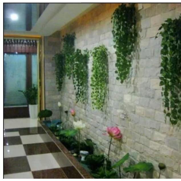 2.4M Artificial Ivy Leaf Garland Plants Vine Fake Foliage Flowers Decor
