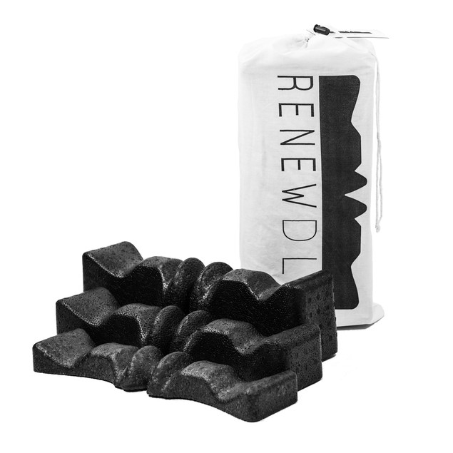 Renewdle® - Patented Relaxing Myofascial Pain Relief