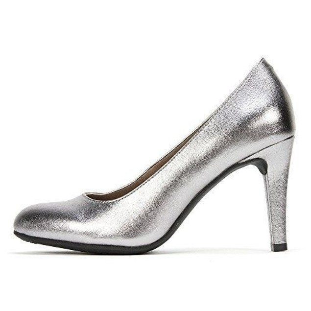 NEW Rialto 'CHARLEE' Women's Heel, Antique Silver SIZE- 10 M