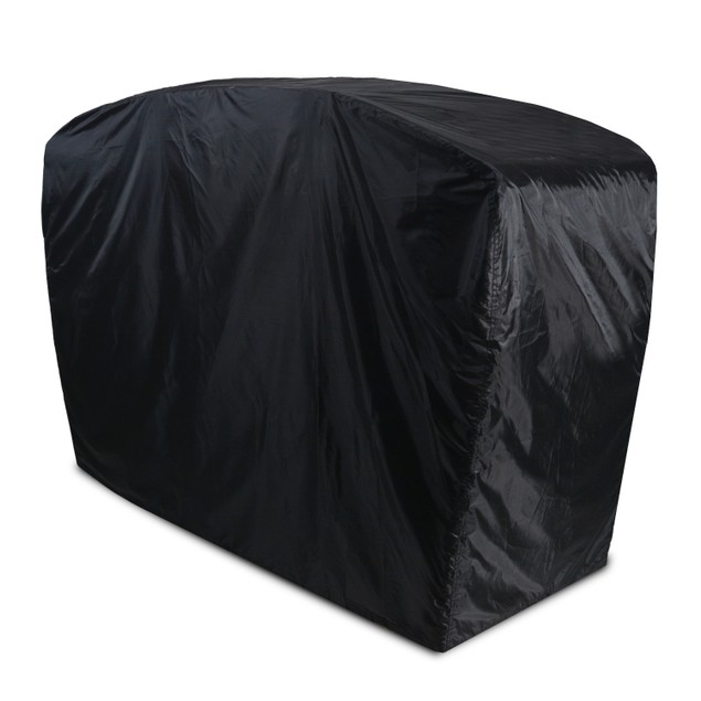 Odoland Outdoor Universal Gas Grill Cover, Heavy Duty Barbecue Grill Cover
