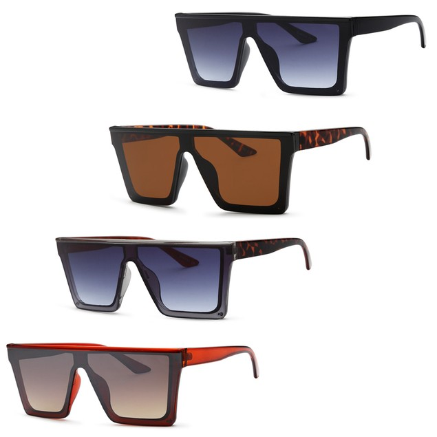 4-Pack Large Diva Squared Sunglasses