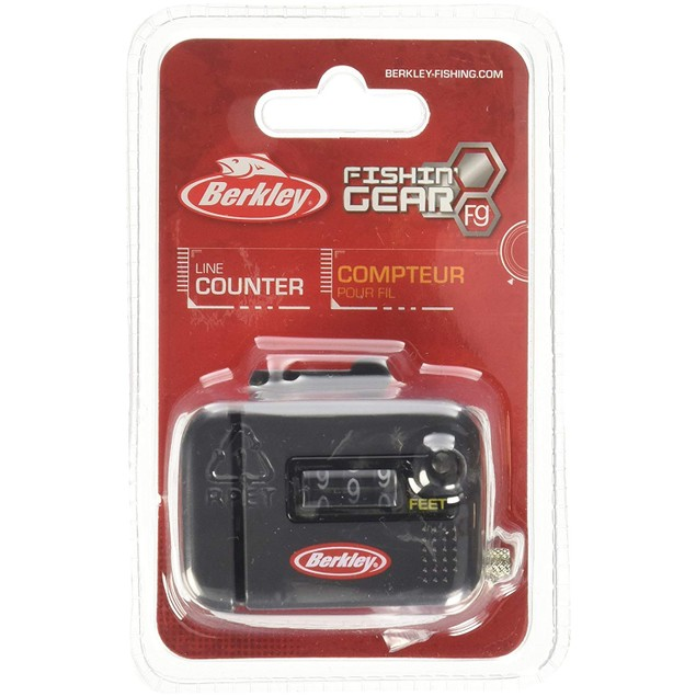 Berkley Clip-On Fishing Depth Monitor