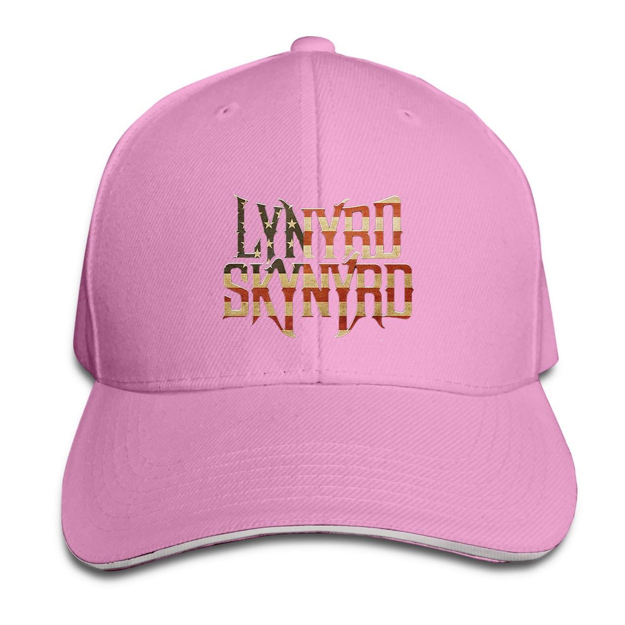 Vintage Lynyrd Skynyrd Logo Snapback Baseball Caps Hat - Tanga 6ef418fef1a