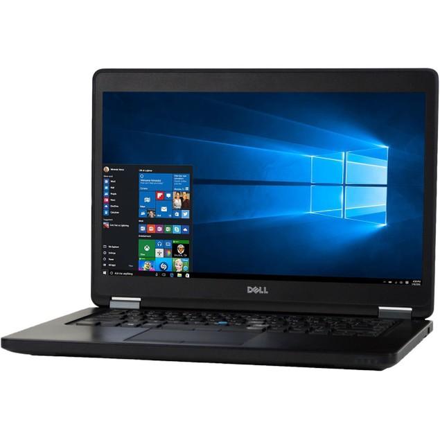 """Dell E5450  Computer Intel i5 8GB 500GB HDD Windows 10 Home 14"""" Monitor"""