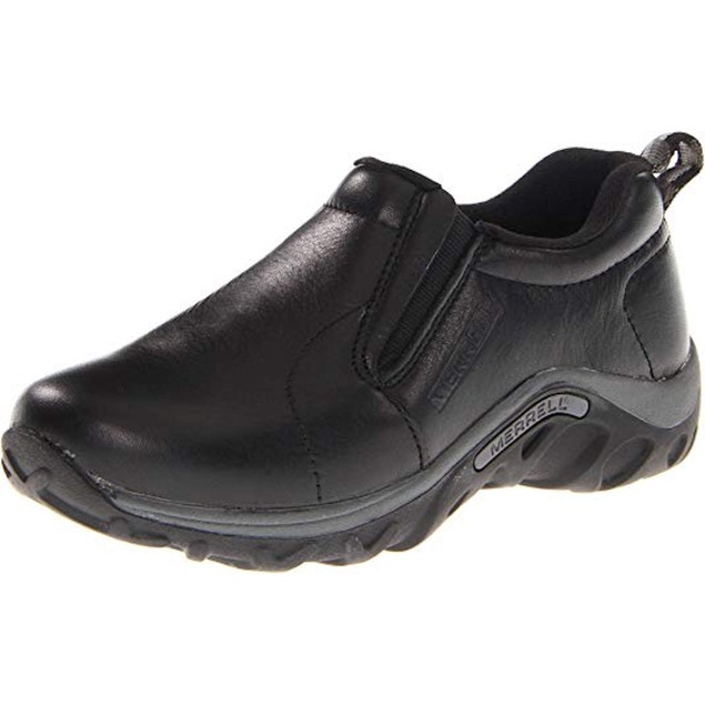 Merrell Jungle Leather kids black (J95619) Size 10 M