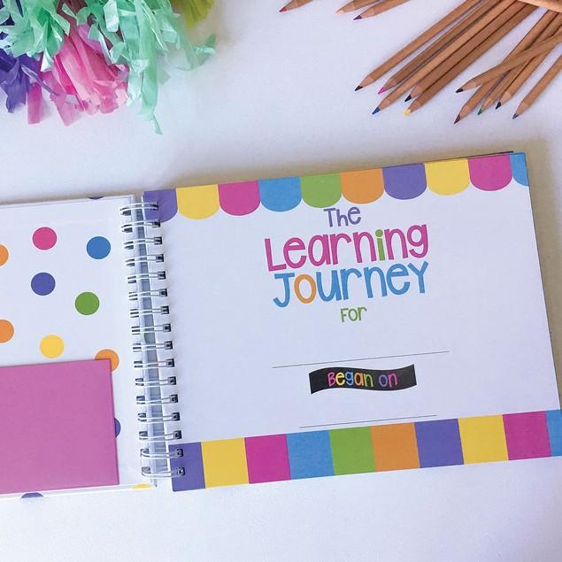 Easiest School Days Memory Binder