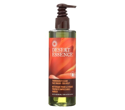 Desert Essence Thoroughly Clean Face Wash With Eco