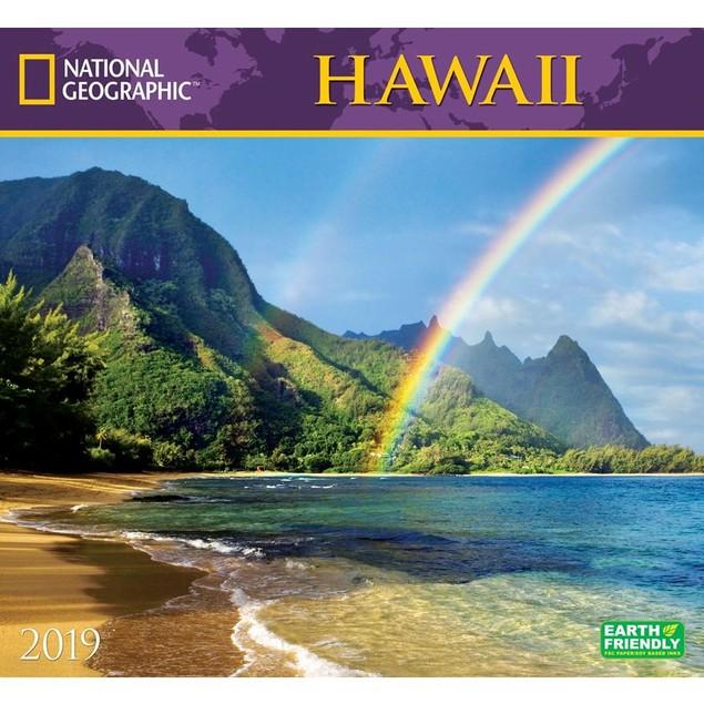 Hawaii NG Wall Calendar, Hawaii by Calendars