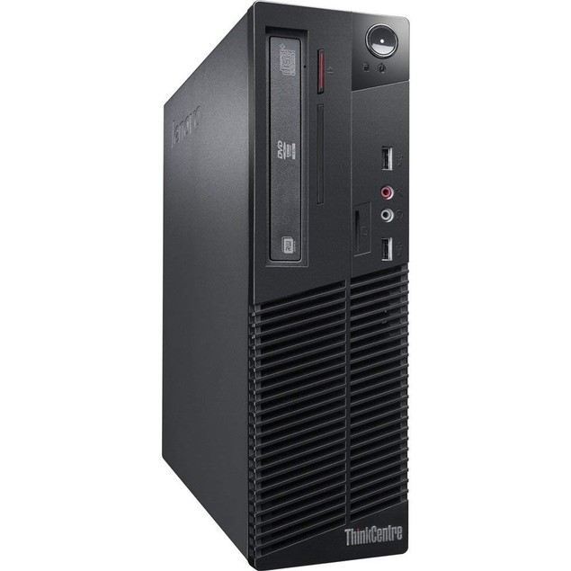 Lenovo M82 Desktop Computer (Intel 2.93GHz, 4GB RAM, 500GB HDD, Windows 10)