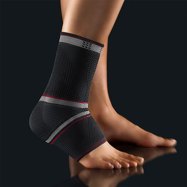 Bort Select TaloStabil Ankle Support, Right, Extra Large 25-27 Cm, Black
