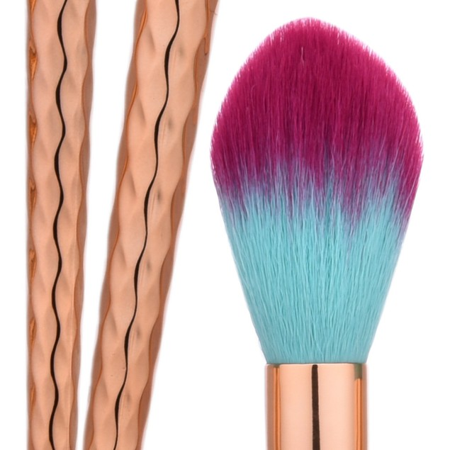 10Pcs Blending Pencil Foundation Makeup Brushes Eyeliner Brush 180