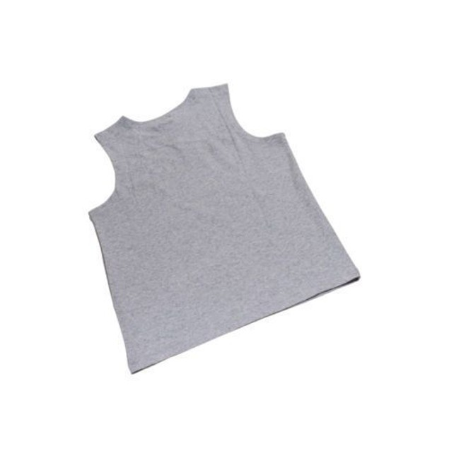 727320-063 MEN MODERN TANK NIKE DK GREY HEATHER/BLACK SZ: XL