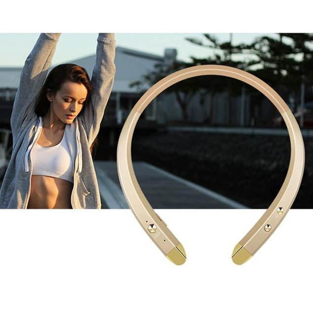 Stereo Wireless Bluetooth 4.0 Headphone Waterproof  for Samsung Note 7
