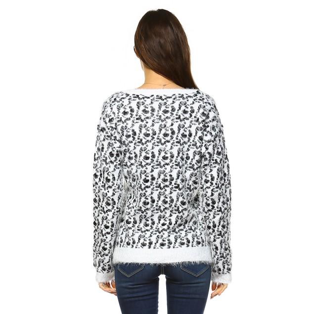 Leopard Print Sweater - 6 Colors