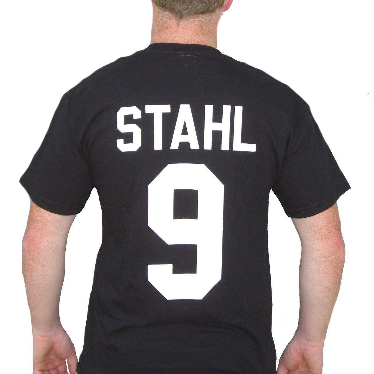 733b6f7aa Gunnar Stahl #9 Iceland Jersey T-Shirt - Tanga