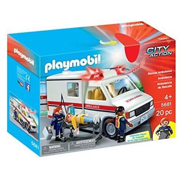 Playmobil #5681 Rescue Ambulance