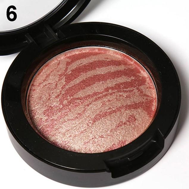 Cheek Baked Blush Powder - 6 Colors