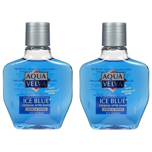 Shaving & Hair Removal Buy Cheap Aqua Velva After Shave Ice Blue 3.5oz