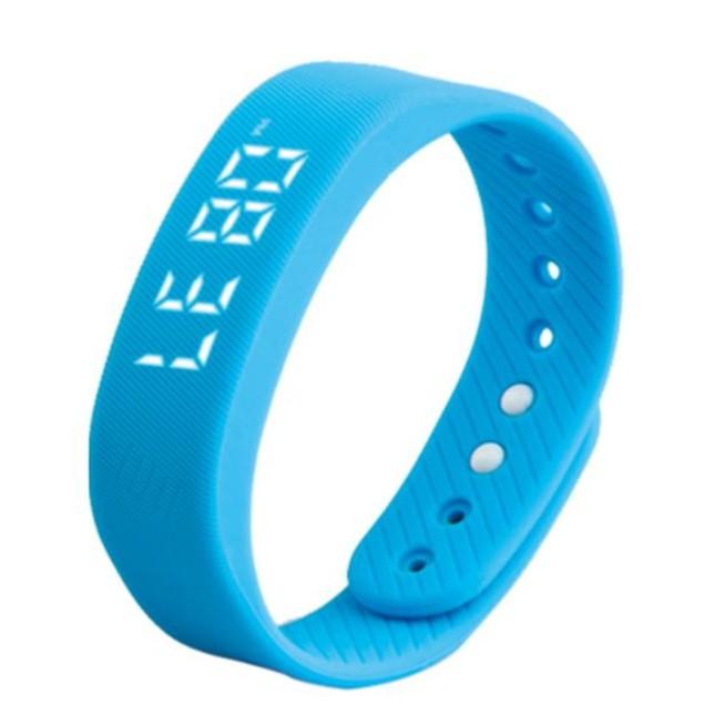 3D LED Calorie Pedometer Sport Smart Bracelet Wrist Watch
